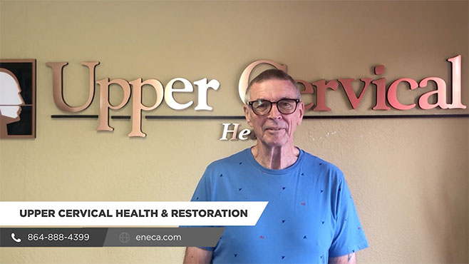 <!-- wp:paragraph --> <p>Neuropathy, Back Pain and Leg Problems All Cleared Up Through Upper Cervical Care</p> <!-- /wp:paragraph -->